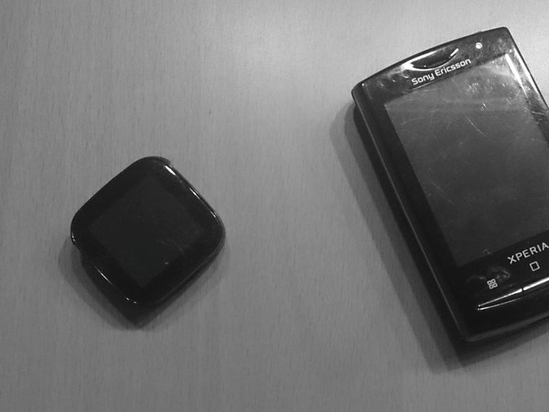Sony Ericsson's Liveview